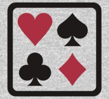 Poker colors Kids Tee