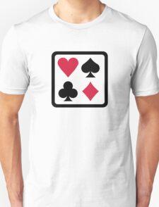 Poker colors T-Shirt