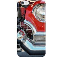 1955 Cadillac Eldorado Convertible iPhone Case/Skin
