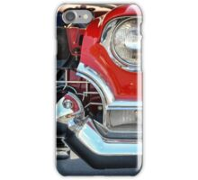 1955 Cadillac Eldorado Convertible iPhone Case/Skin
