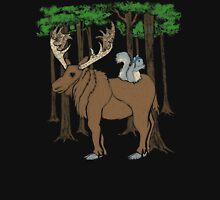 Moose & Squirrell Unisex T-Shirt