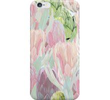 Protea and  artichokes  iPhone Case/Skin
