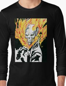 Spirit of Vengeance  Long Sleeve T-Shirt
