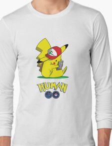 Human GO Long Sleeve T-Shirt