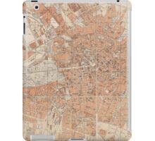 Vintage Map of Berlin Germany (1877) iPad Case/Skin