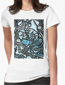 Tarot 3.- The Empress Womens Fitted T-Shirt