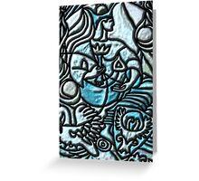 Tarot 3.- The Empress Greeting Card