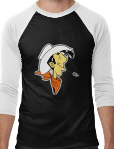 luckyluke Men's Baseball ¾ T-Shirt