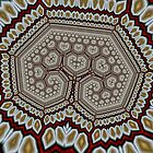 Geometric Tree No. 6 by Mark Eggleston