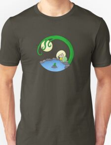 Girl At The Pond T-Shirt