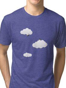 Cloud Ninjas Tri-blend T-Shirt