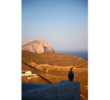 Somewhere in the Aegean Photographic Print