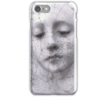 Woman On Vase iPhone Case/Skin