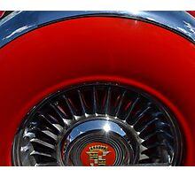 1955 Cadillac Eldorado Continental Kit Photographic Print