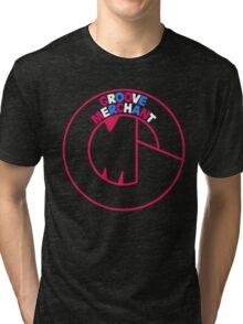 Groove Merchant Tri-blend T-Shirt