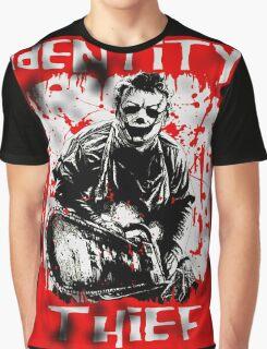 Identity Thief Graphic T-Shirt