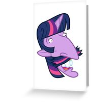 NIGEL THORNBERRY - MY LITTLE PONY Greeting Card