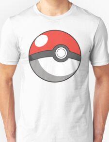 Pokeball Background Unisex T-Shirt