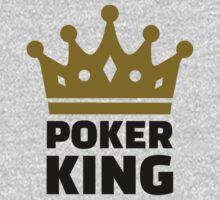 Poker king crown Baby Tee