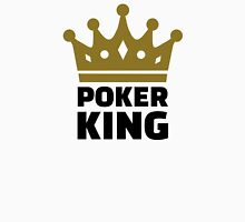 Poker king crown Unisex T-Shirt