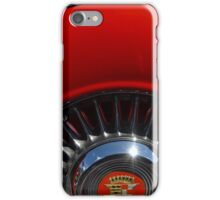 1955 Cadillac Eldorado Continental Kit iPhone Case/Skin