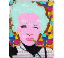 Marlene Dietrich iPad Case/Skin
