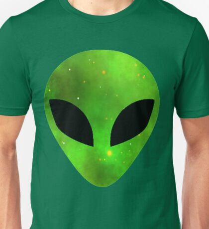 Alien edit Unisex T-Shirt