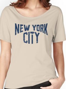 Vintage New York City Women's Relaxed Fit T-Shirt