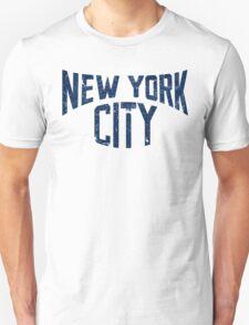 Vintage New York City Unisex T-Shirt