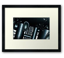 Corporate Control Framed Print
