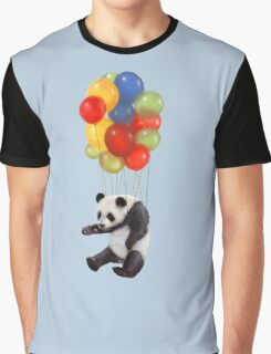 Panda balloon Graphic T-Shirt