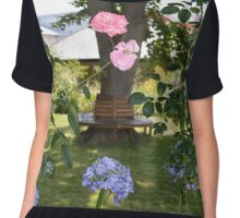 summers day Chiffon Top