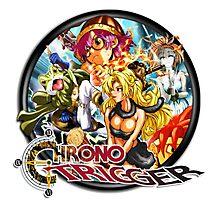 Chrono Trigger Logo Photographic Print
