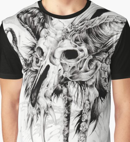 Capricorn Graphic T-Shirt