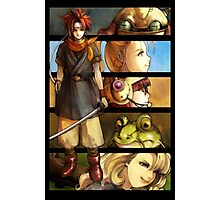 Crono Friends Photographic Print