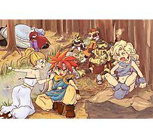 Crono Party Photographic Print