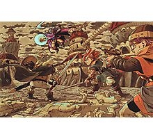 Crono War Photographic Print