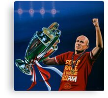 Arjen Robben painting Canvas Print