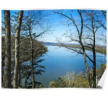 Through to the Susquehanna River Poster