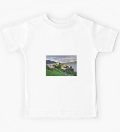 Urquart Castle  Kids Tee