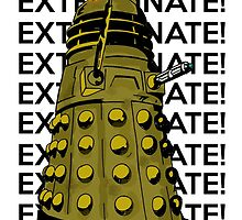 EXTERMINATE! by AshLamont