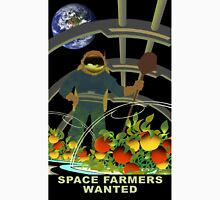 Space Farmers Wanted Unisex T-Shirt