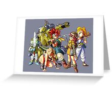 The Pose Team Greeting Card