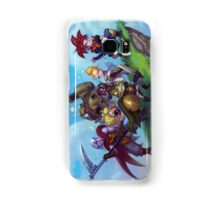 The Final Game Samsung Galaxy Case/Skin