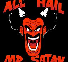 All Hail Mr. Satan by thom2maro