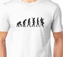 Evolution Poker player Unisex T-Shirt
