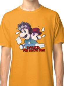 LUIGIKID THE MUSIC BOX Classic T-Shirt