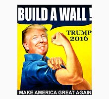 Donald Trump Build Wall Unisex T-Shirt