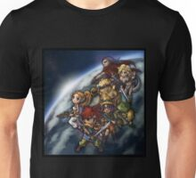 Chrono Chibi Space Unisex T-Shirt