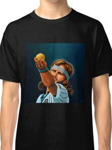 Bjorn Borg painting Classic T-Shirt